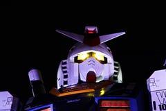 Statua Gundam Obraz Stock