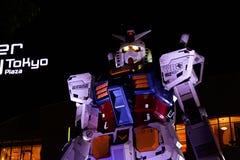 Statua Gundam Obraz Royalty Free