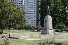 Statua hindus w Flamengo disctrict Rio De Janeiro fotografia stock