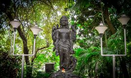 Statua Hinduski idol Obrazy Royalty Free