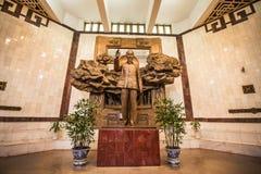 Statua Ho Chi Minh Zdjęcia Royalty Free