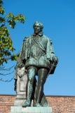 Statua hrabiowski Jan Nassau VI Zdjęcia Royalty Free