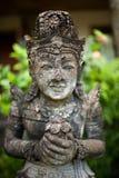 Statua indù di Balinese Immagine Stock