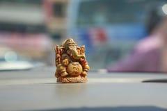 Statua indù di Dio Ganesha dell'elefante Immagini Stock Libere da Diritti