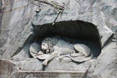 Statua in Italia Fotografie Stock Libere da Diritti