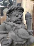Statua Java del guardiano fotografie stock libere da diritti