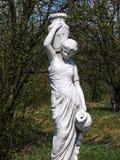 Statua kobieta Zdjęcie Stock