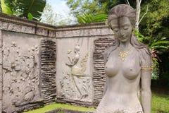 Statua kobieta. Zdjęcia Stock