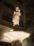Statua kobieta zdjęcie royalty free