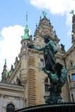 Statua kobieta Obraz Royalty Free