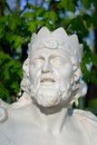 Statua królewiątka Midas zdjęcie stock