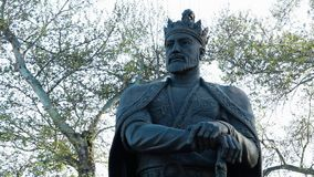 Statua królewiątko Amur Timur zbiory wideo
