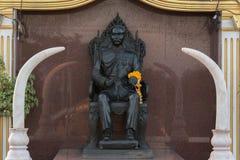 Statua królewiątko Rama V Tajlandia Zdjęcia Stock