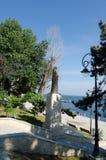 Statua królowa Maria Rumunia Zdjęcie Stock