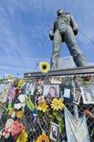 Statua in la cosa migliore, Paesi Bassi del Michael Jackson Fotografia Stock Libera da Diritti