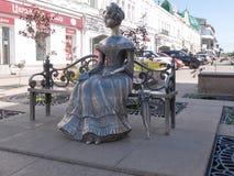 Statua ` Luba ` Obrazy Stock