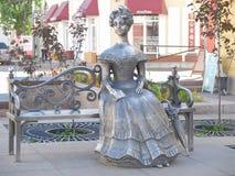 Statua ` Luba ` Fotografia Royalty Free