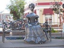 Statua ` Luba ` Zdjęcia Royalty Free