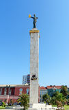 Statua Medea w Batumi Gruzja Fotografia Royalty Free
