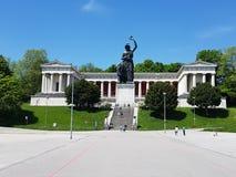 Statua Monaco di Baviera della Baviera Fotografia Stock
