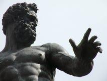 Statua Neptune fotografia royalty free