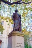 Statua Niemiecki filozof Schelling 1861 Friedrich Brugg Obraz Stock