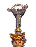 Statua niezależność Zdjęcia Stock