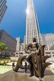 Statua nubile Immagini Stock