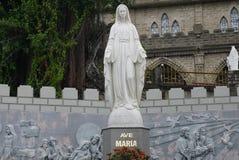 Statua nubile del ` s di Maria Fotografia Stock Libera da Diritti