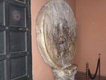 Statua od losu angeles Dolce Vita w Rzym Zdjęcia Royalty Free