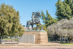 Statua Ogólny CR De Moczący Zdjęcie Royalty Free