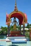 Statua orientale immagine stock