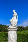 Statua in parco Sanssouci, Potsdam, Germania Fotografie Stock Libere da Diritti