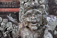 Statua in Phnom Penh Cambogia Fotografie Stock