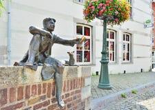 Statua, Pieke oet De Strokstraot lub Fotografia Royalty Free