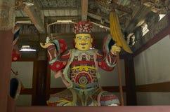 Statua Pohyon świątynny Północny Korea Zdjęcia Stock