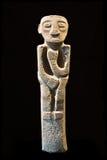 statua polinesiana aincient immagini stock libere da diritti