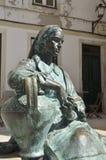 Statua Portugalska kobieta Obraz Royalty Free