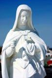 statua religiosa Fotografia Stock