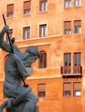 Statua romana Immagini Stock