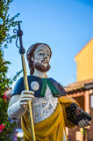 Statua S gianni obraz royalty free