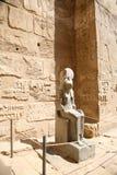 Statua Sekhmet bogini Zdjęcia Royalty Free
