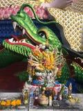 Statua Shiva przy Plai Laem na Samui wyspie, Tajlandia Obraz Royalty Free