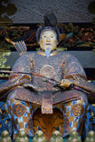 Statua Shogun Ieyasu Zdjęcie Stock