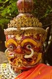 Statua spaventosa tailandese Fotografia Stock Libera da Diritti