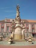 Statua St Ioan Nepomuk Zdjęcie Royalty Free