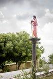 Statua St Thomas apostoł Obrazy Stock