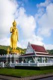 Statua stante di Buddha Fotografia Stock