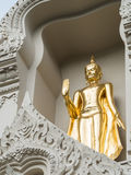 Statua stoi Buddha Fotografia Royalty Free