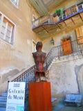 Statua straniera Immagini Stock Libere da Diritti